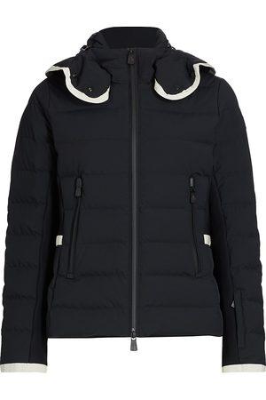 Moncler Women's Lamoura Fitted Down Ski Jacket - - Size XXS