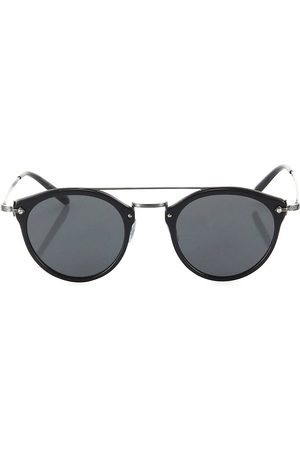 Oliver Peoples Women's Remick 50MM Round Sunglasses