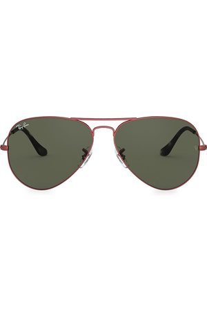 Ray-Ban Women's 58MM Aviator Sunglasses