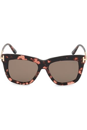 Tom Ford Women's Dasha 52MM Square Sunglasses