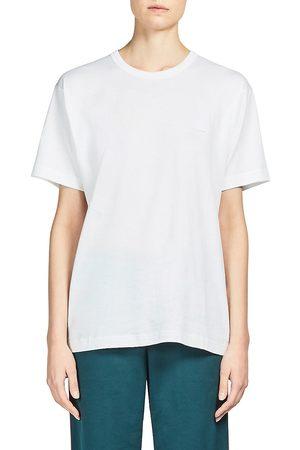 Acne Studios Women's Cotton T-Shirt - - Size Medium