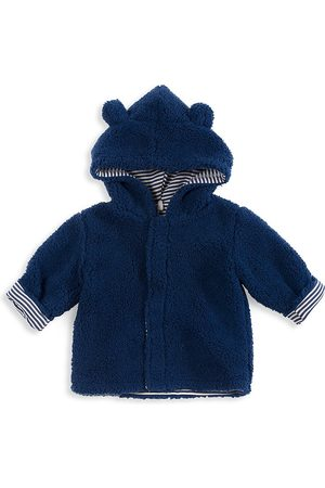 Magnetic Me Baby Boy's Fleece Hooded Jacket - - Size 12-18 Months