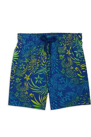 Vilebrequin Little Boy's & Boy's Printed Swim Trunks - - Size 6