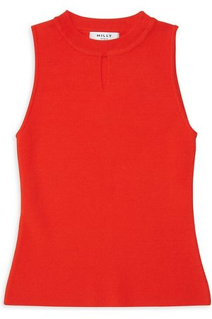 Milly Girl's Cutout Tank - - Size 14-16