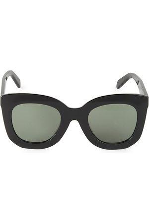 Céline Women's 49MM Round Cateye Sunglasses