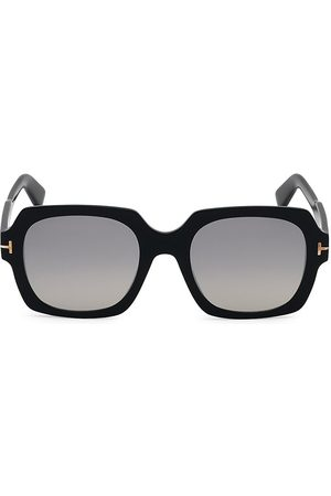 Tom Ford Women's Autumn 53MM Big Square Sunglasses