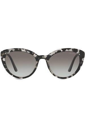 Prada Women's 54MM Cat Eye Sunglasses