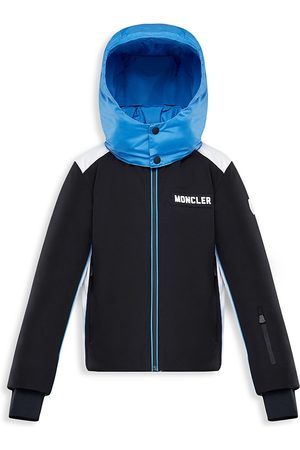 Moncler Little Boy's & Boy's Rond Ski Jacket - - Size 14