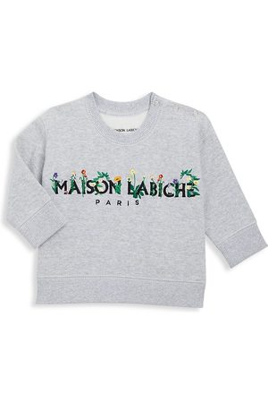 Maison Labiche Little Girl's & Girl's Logo Sweater - - Size 6