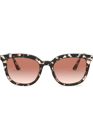 Prada Women's Heritage 53MM Square Sunglasses