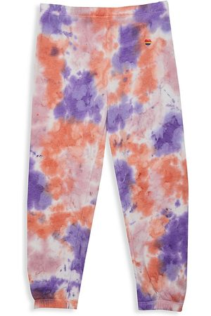 Spiritual Gangster Girl's Perfect Tie-Dye Sweatpants - - Size Large (14)