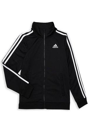 adidas Boy's Iconic Tricot Jacket - - Size XL (18-20)