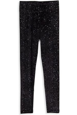 Splendid Girl's Sparkle Leggings - - Size 7-8