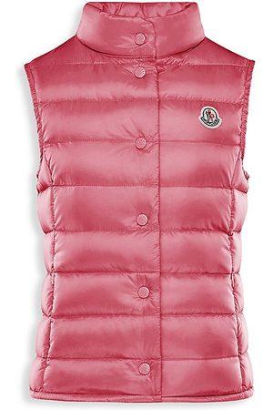 Moncler Little Girl's & Girl's Liane Goose Down Puffer Vest - - Size 10