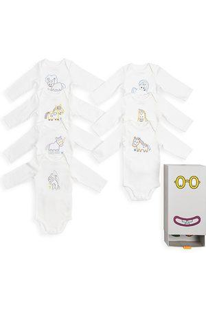 Stella McCartney Baby's 7-Piece Days Of The Week Bodysuit Set - - Size 3 Months