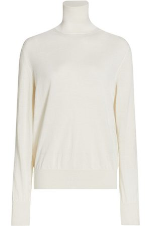 The Row Women's Andrett Cashmere Turtleneck - - Size Small