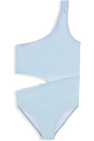 STELLA COVE Little Girl's & Girl's Side Cutout One-Piece Swimsuit - - Size 2