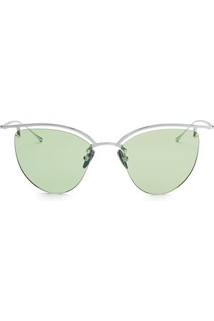 Smoke X Mirrors Women's The Line 4 52MM Cateye Sunglasses