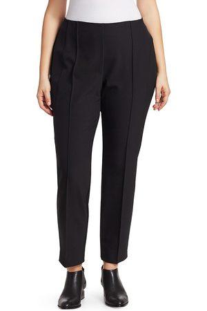 Lafayette 148 New York Women's Acclaimed Stretch Gramercy Pants - - Size 24W