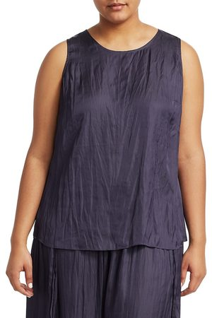 NIC+ZOE, Plus Size Women's Destination Cotton Tank Top - - Size 1X (14-16)