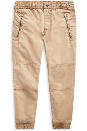 Ralph Lauren Little Boy's Cotton Poplin Jogger Pants - - Size 5