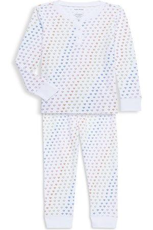 Roller Rabbit Baby's, Little Girl's & Girl's 2-Piece Disco-Print Pajama Set