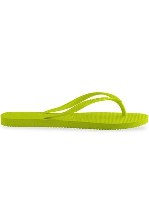 Havaianas Little Girl's & Girl's Slim Classic Flip Flops - - Size 33-34 EU (3-4 Child US)