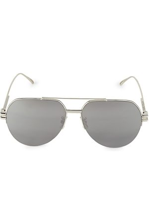 Bottega Veneta Women's 59MM Aviator Sunglasses