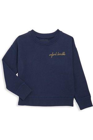Maison Labiche Baby's, Little Boy's & Boy's Enfant Terrible Organic Cotton Sweatshirt - - Size 6-12 Months