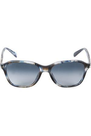Persol Women's 53MM Rectangular Sunglasses