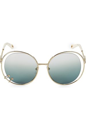 Chloé Women's Wendy 59MM Round Sunglasses