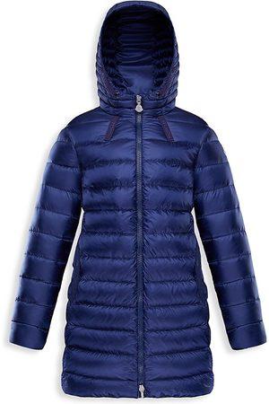 Moncler Little Girl's & Girl's Jacinte Down Puffer A-Line Coat - - Size 8