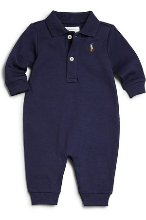 Ralph Lauren Baby Boy's Polo Coverall - - Size 9 Months