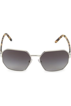 Prada Women's 59MM Square Sunglasses