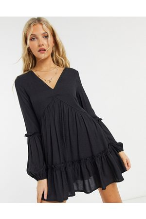 In The Style Women Casual Dresses - X Jac Jossa textured smock dress in