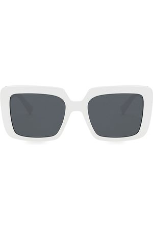 VERSACE 54MM Square Sunglasses