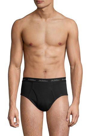 Saks Fifth Avenue Men's COLLECTION 3-Pack Boxer Briefs - - Size Large