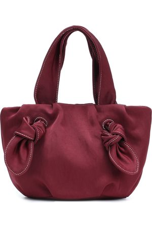 Staud Ronnie Mini satin tote