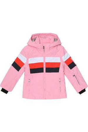 Bogner Cessy striped ski jacket