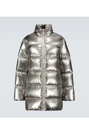 Rick Owens Moncler + Cyclopic puffer jacket