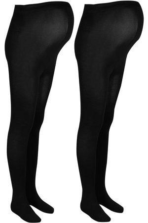 Boohoo Womens Maternity 2 Pack 80 Denier Tights - - One Size