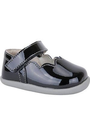 See Kai Run Baby Girl's Susie Infant Patent Leather Mary Janes - - Size 5.5 (Baby)