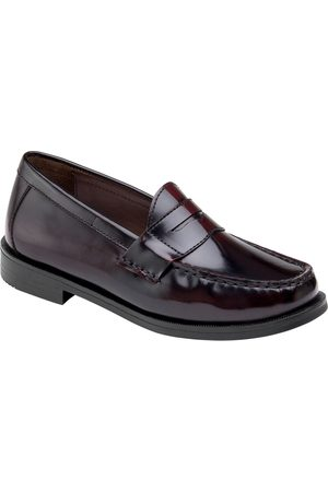 Johnston & Murphy Boys Loafers - Boy's Kids' Hayes Penny Loafer