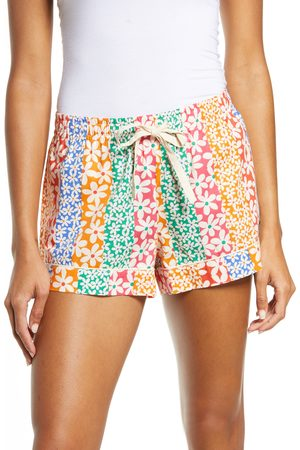 BAN DO Women's Ban. do Floral Print Leisure Shorts