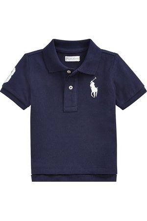 Ralph Lauren Baby Boy's Knit Polo - - Size 6 Months