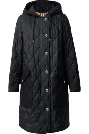 Burberry Women's Roxby Thermoregulated Quilted Coat