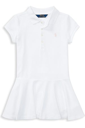 Ralph Lauren Little Girl's & Girl's Polo Dress - - Size 6