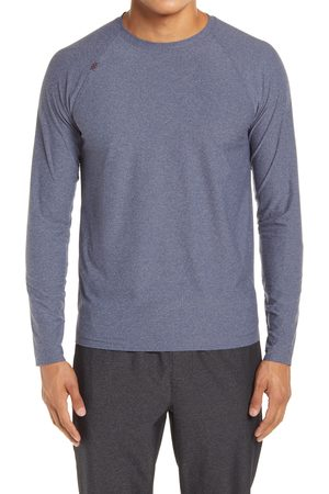 Rhone Men's Reign Long Sleeve Performance T-Shirt