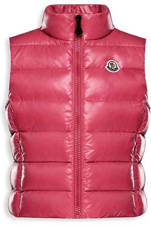 Moncler Little Girl's & Girl's Ghany Down Puffer Vest - - Size 12