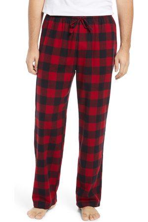 L.L.BEAN Men's Men's Scotch Plaid Flannel Pajama Pants